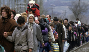 Se conmemora el Día Internacional del Refugiado