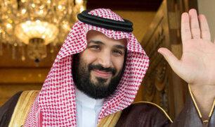 Rey de Arabia Saudí nombra heredero a su hijo Mohamed