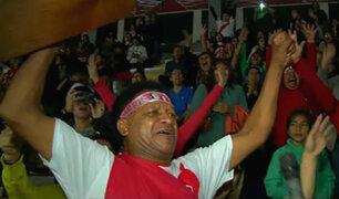 Así se vivió el Perú vs. República Dominicana en el Coliseo Dibós