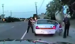 EEUU: divulgan video de muerte de afroamericano baleado por policía