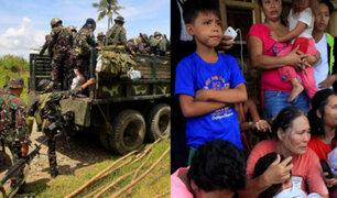 Grupo Yihadista toma rehenes en colegio al sur de Filipinas