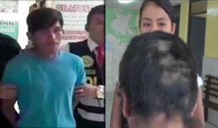 Trujillo: sujeto golpea y corta cabello a su pareja delante de sus menores hijos