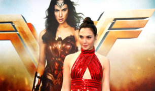 Gal Gadot acapara miradas por su papel en 'La Mujer Maravilla'