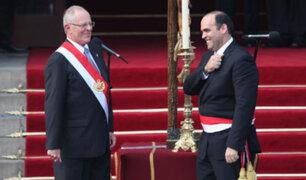 Fernando Zavala juró como nuevo ministro de Economía y Finanzas