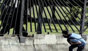 Otro joven muere por disparos de guardias durante protesta en Venezuela