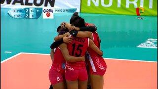 Perú clasificó a la semifinal de la Copa Panamericana tras derrotar a Argentina