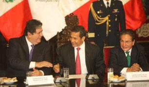 Fiscalía citará a ex presidentes Toledo, García y Humala por Caso Olmos