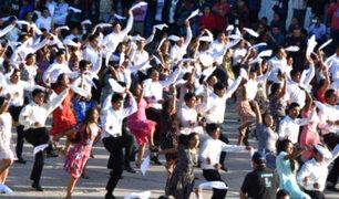 Moyobamba logra récord Guinness bailando danza tradicional
