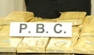 Devida: 6 de cada 10 consumidores de PBC son adictos en el Perú