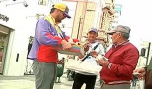 Venezolanos en Perú: la desigual realidad que deben afrontar por las calles de Lima