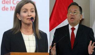 Ministra Martens rechaza declaraciones de contralor sobre compra de computadoras