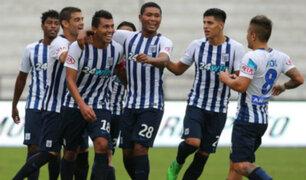 Alianza Lima derrotó 4-1 a Sport Rosario por Torneo Apertura