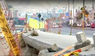 Gambetta: sobrevalorada y con graves fallas a cuatro años de inaugurada