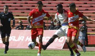 Sport Huancayo venció 1-0 a Universitario por Torneo Apertura