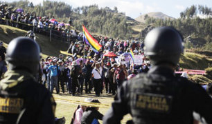 Cusco: maestros en huelga intentan frustrar fiesta del Inti Raymi