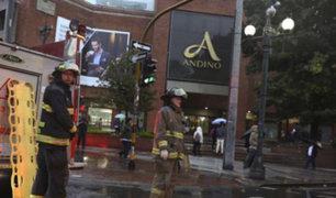 Colombia: nueve detenidos por atentado en centro comercial