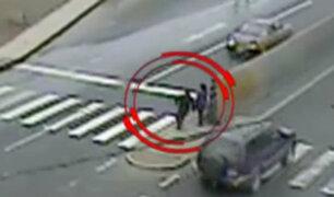 Ventanilla: Av. Néstor Gambetta sería cercada para evitar accidentes peatonales