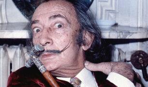 España: ordenan exhumar restos del Salvador Dalí por demanda de paternidad