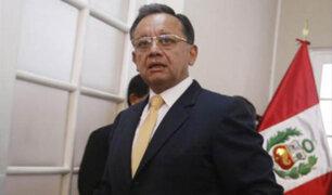 UNSA ratifica que título del contralor Alarcón fue obtenido irregularmente