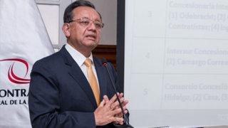 Bancada de PPK presentó denuncia constitucional contra Edgar Alarcón