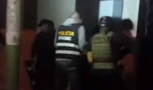 Carlos Basombrío afirmó que seguirán luchando contra malos policías tras megaoperativo