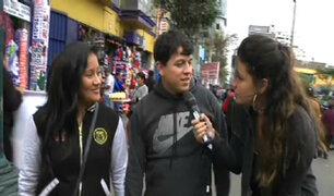 Adri Vainilla busca a los más celosos de Lima