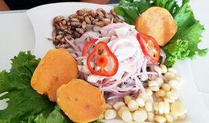 Parque de La Muralla: comenzó la celebración por la Semana del Ceviche