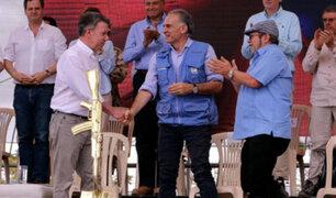 Colombia: Las FARC desaparece como grupo armado