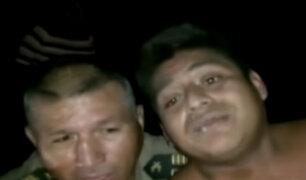 Piura: sujeto armado irrumpe en fiesta infantil causando pánico entre los invitados