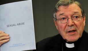 Jefe de Finanzas del Vaticano es acusado de abusos sexuales contra niños en Australia