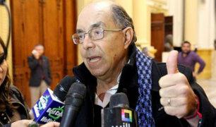 Edwin Donayre se disculpó por broma machista contra Patricia García