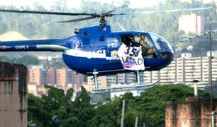 Óscar Pérez es el policía más buscado en Venezuela