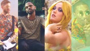 Calvin Harris lanza 'Feels' junto a Katy Perry, Pharrell Williams y Big Sean