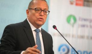 Revelan que Ministro Tamayo buscaría favorecer a concesionarias