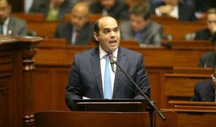 Víctor Ponce analiza panorama político tras rechazo de cuestión de confianza de Zavala