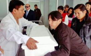 Galería Nicolini: restos de víctimas de incendio fueron entregados a sus familiares
