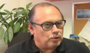 Ricardo Uceda solicita desclasificar casos de robos y ejecuciones en el VRAEM