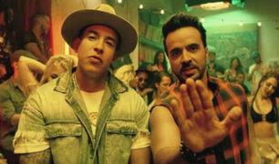 """""""Despacito"""" de Luis Fonsi y Daddy Yankee se coronó como la canción del año"""