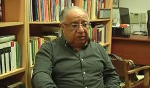 Exjefe de la ONPE, Fernando Tuesta, analiza reforma electoral