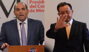 """Premier Zavala sobre audio: """"No es una reunión secreta es netamente técnica"""""""