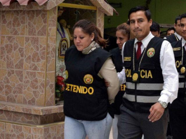 """Policía captura a banda de las """"discopeperas"""" en Los Olivos"""