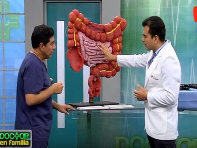 Doctor en Familia: señales, síntomas y tipos de cáncer de colon