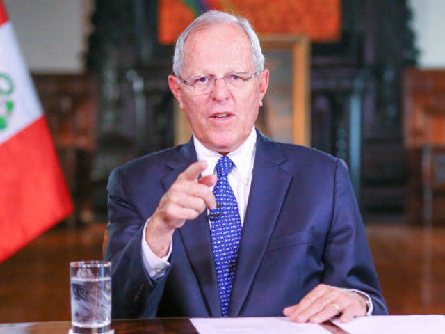 PPK califica de histórica visita del Papa Francisco al Perú