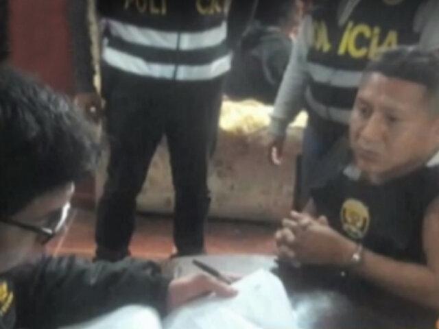 Dos mil policías realizan segundo megaoperativo en el Callao y Lima Norte