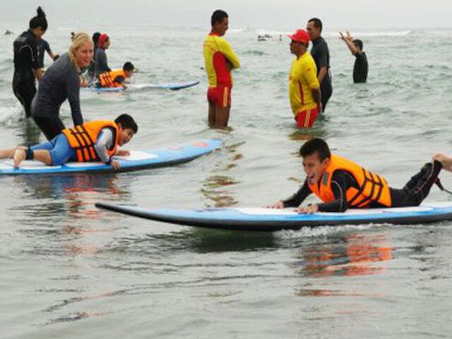 Barranco: continúa polémica entre vecinos y municipio por permiso para deportes extremos