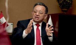 Edgar Alarcón: excontralor es el nuevo asesor del gobierno regional de Arequipa