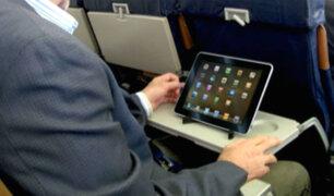 Juan Velit explica nuevas medidas de seguridad en vuelos a Estados Unidos