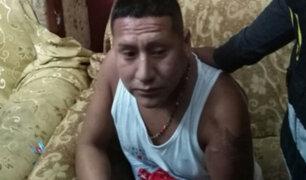 Líder de 'Los Babys de Oquendo' fue internado en penal de Challapalca