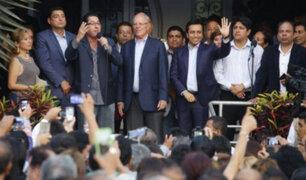 Cuatro miembros del CEN renuncian al partido del presidente Kuczynski