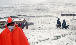 Ola de frío proveniente de Siberia azota Europa
